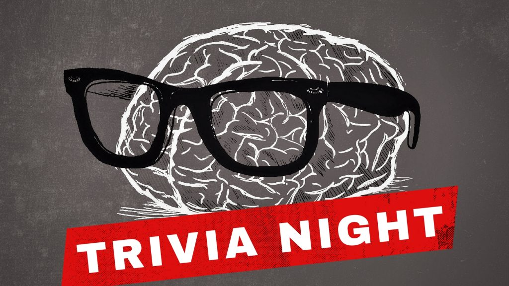 Trivia Night - Thursday, Sept 5th